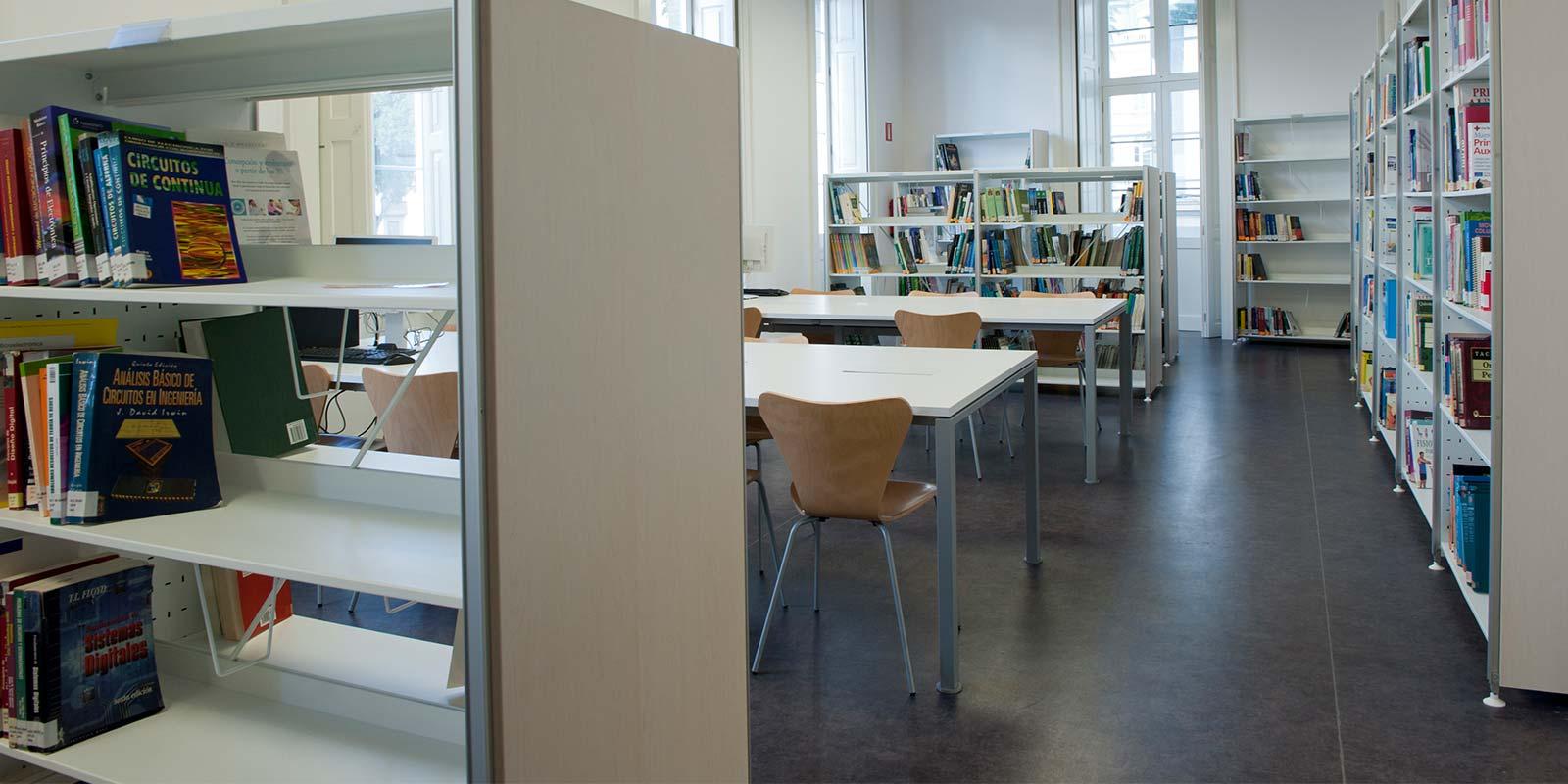 Biblioteca Insular das Canarias 1