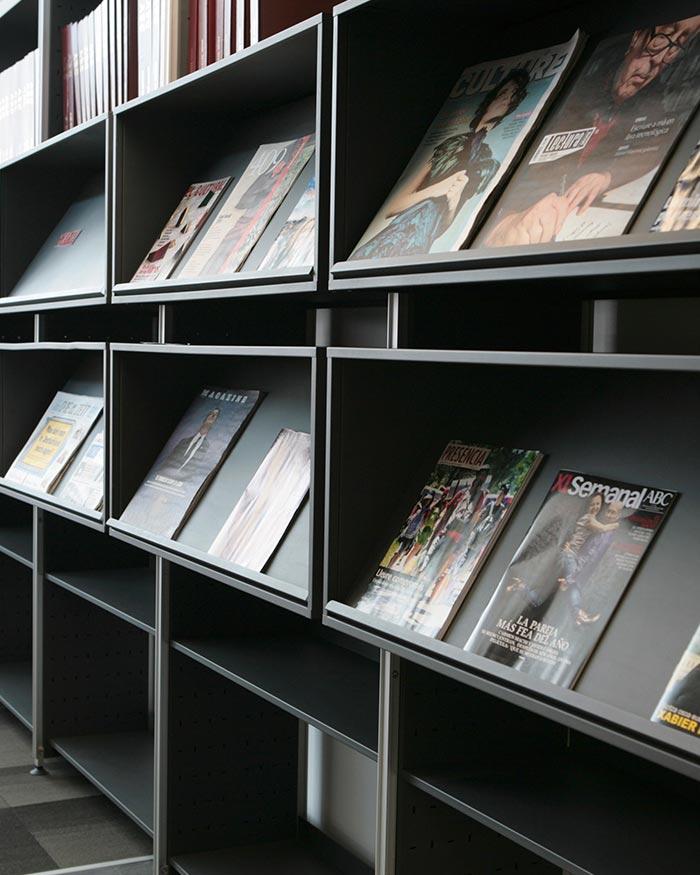 Biblioteca da Fundação de Blanquerna 1