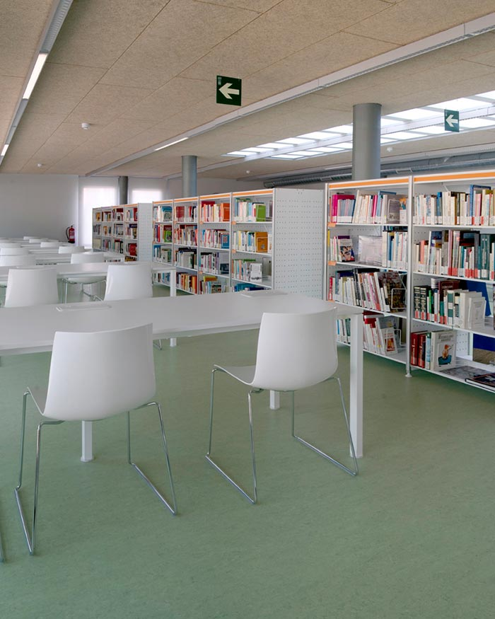 Biblioteca de Ansoaín 1