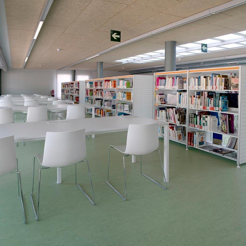 Biblioteca de Ansoaín