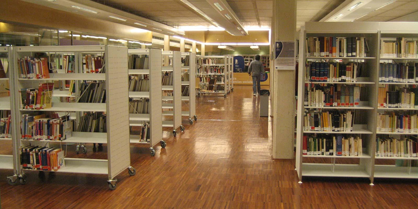 Biblioteca de Ciudad Real 1
