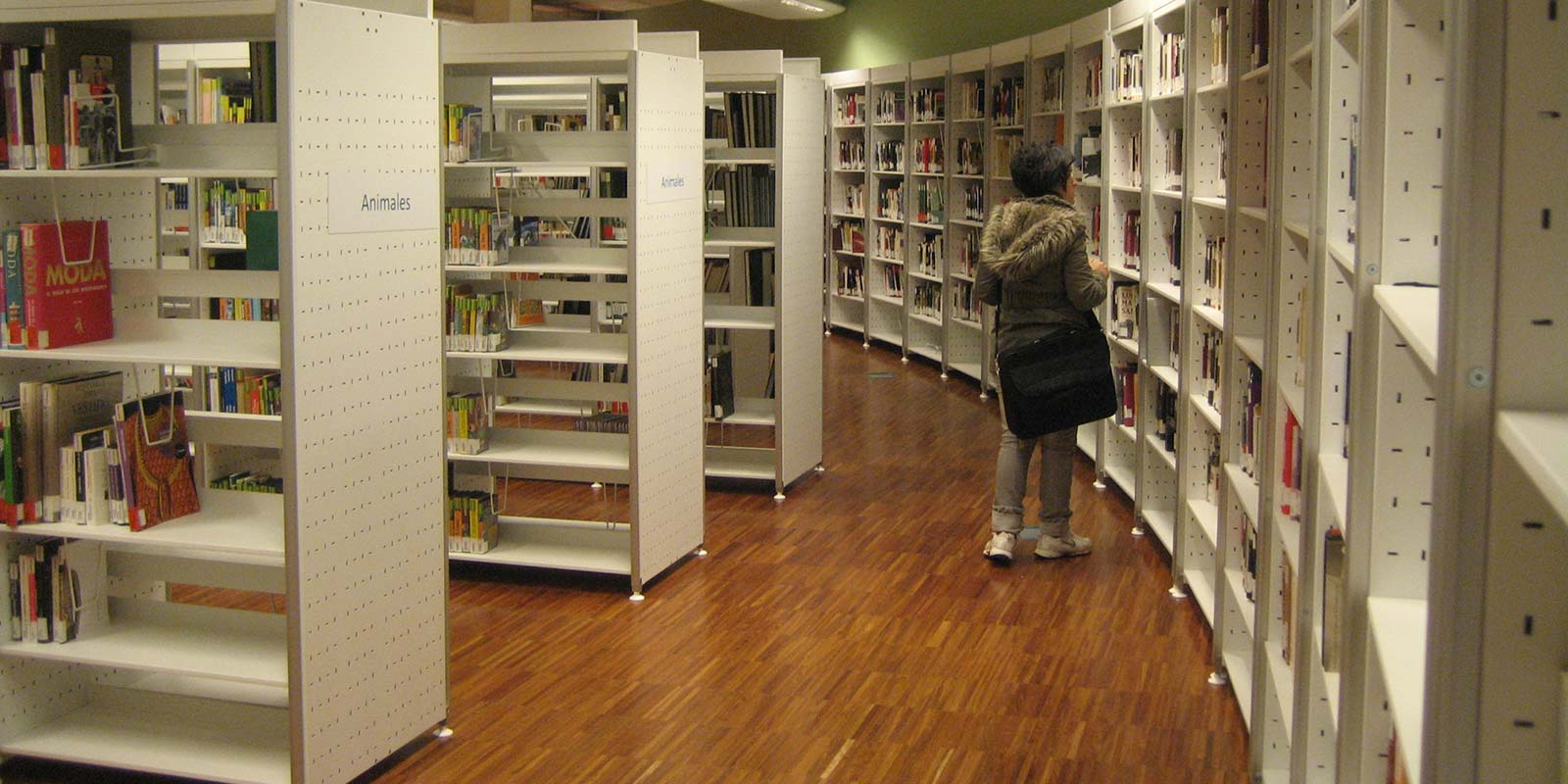 Biblioteca de Ciudad Real 3