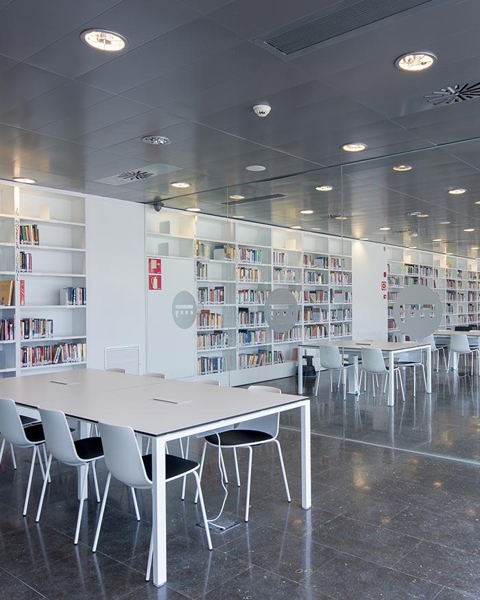 Biblioteca de Reus 4