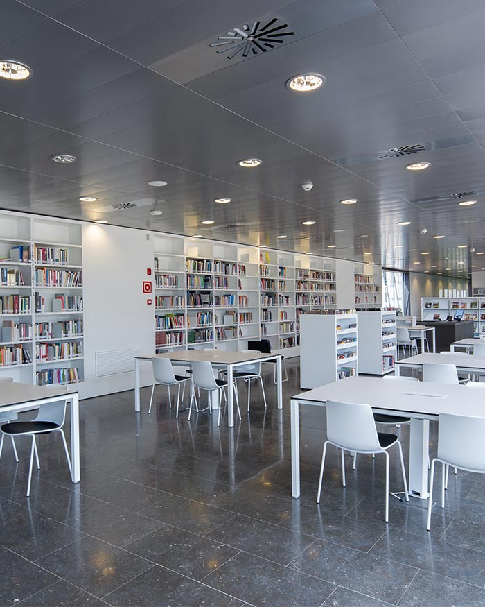 Biblioteca de Reus 7