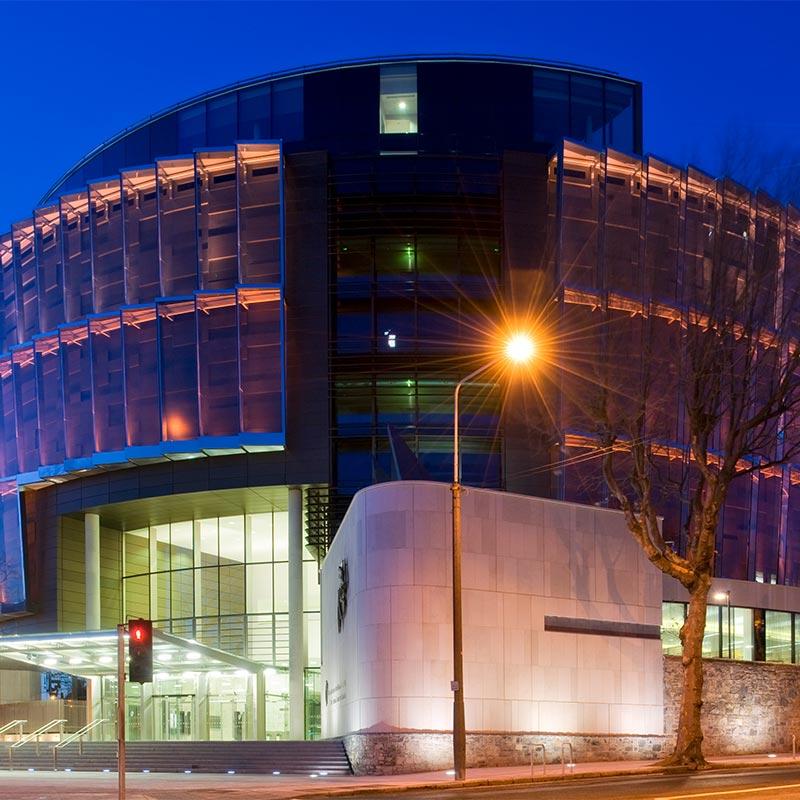 Criminal Courts of Dublin