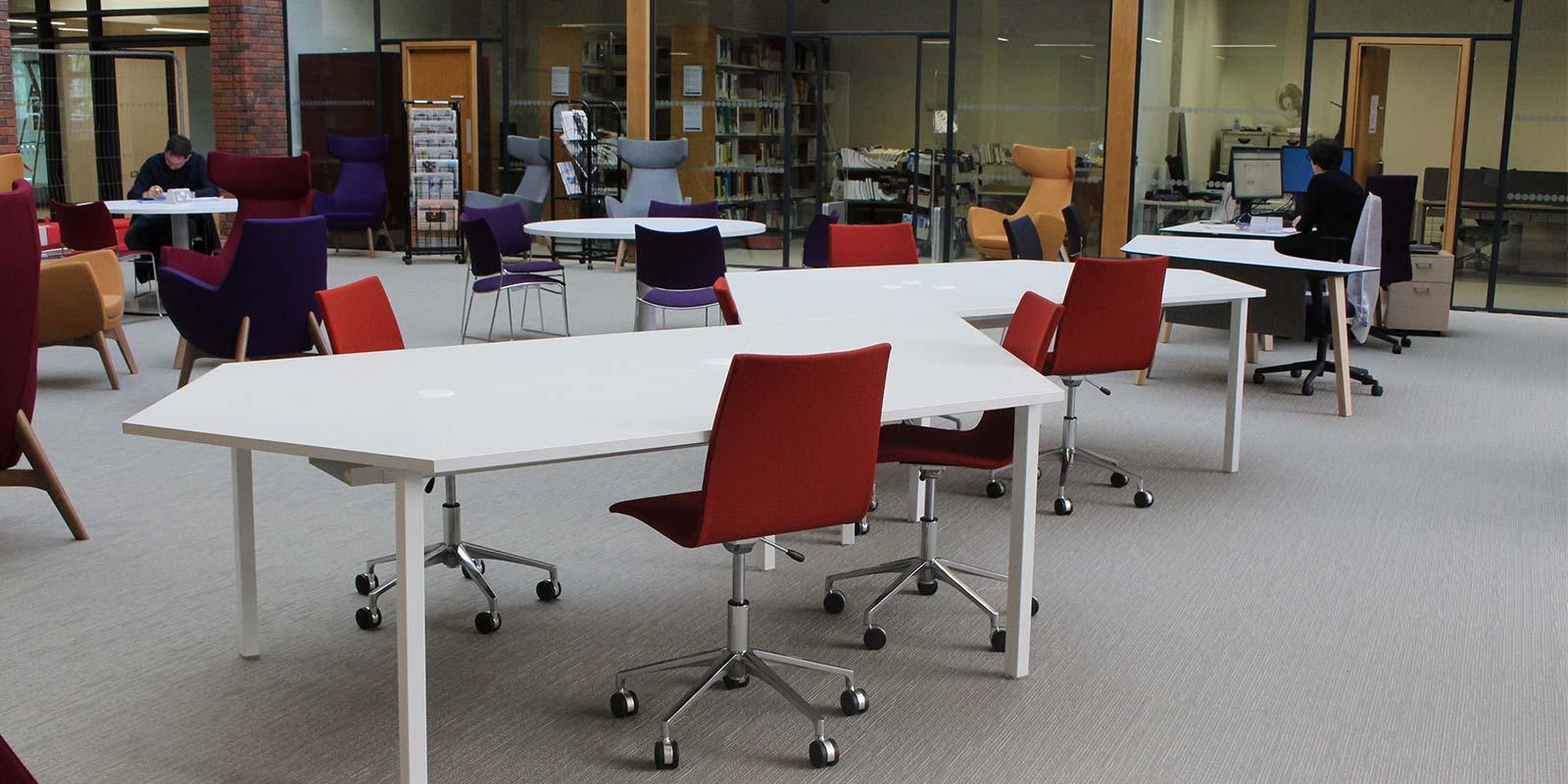 Gluckman Library