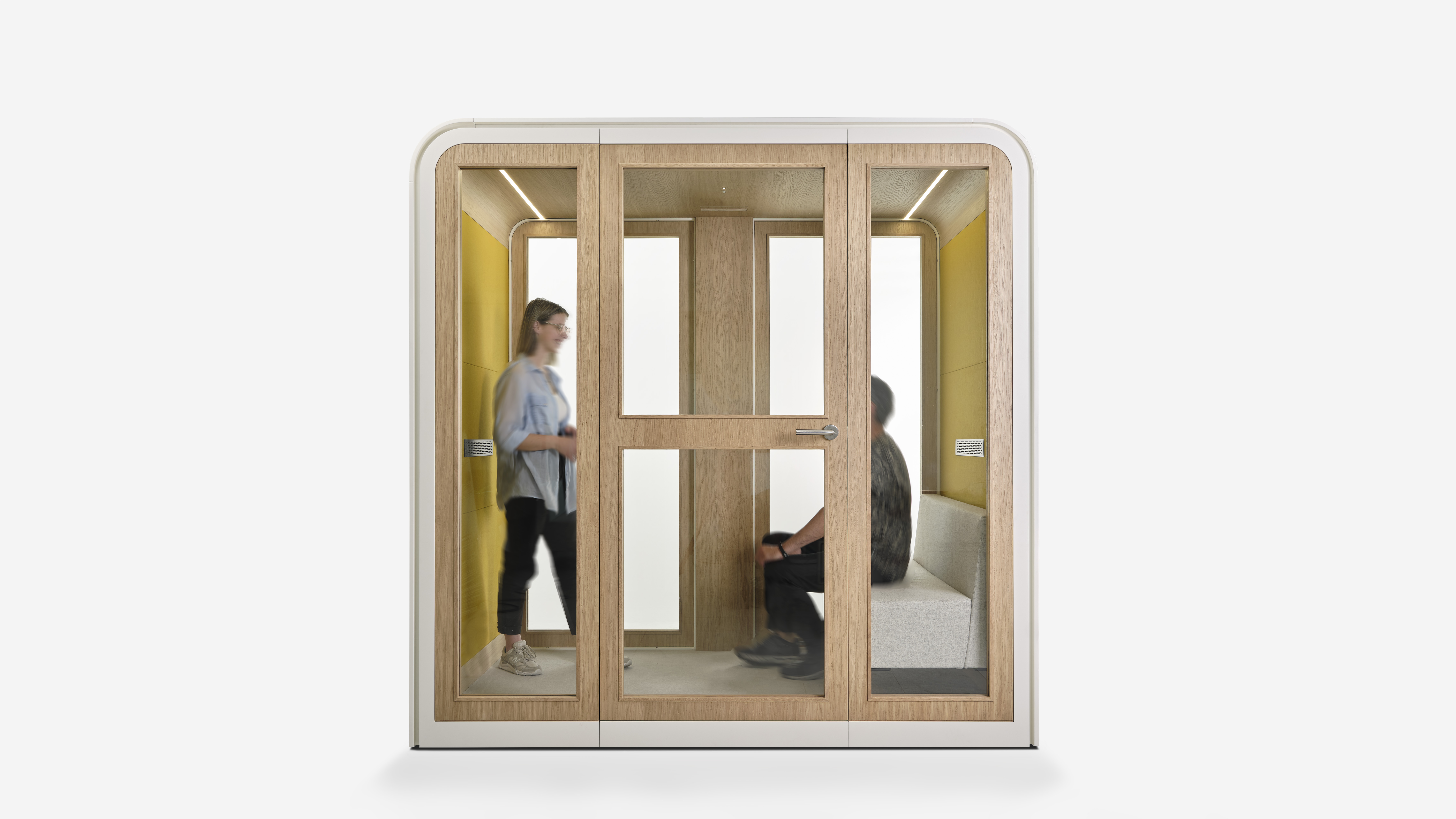 ZoneOut Meeting Pod Home Page